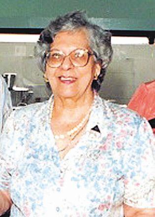 Morre aos 95 anos Walkíria Freitas, esposa de ex-proprietário do jornal