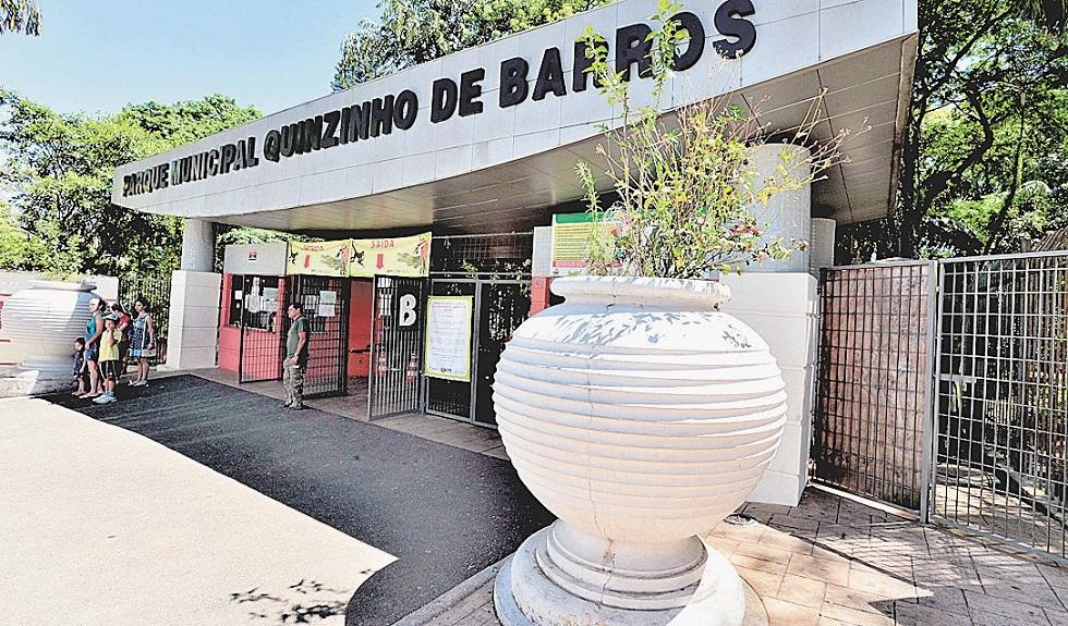 Protocolo para reabrir zoológico Quinzinho de Barros está quase pronto