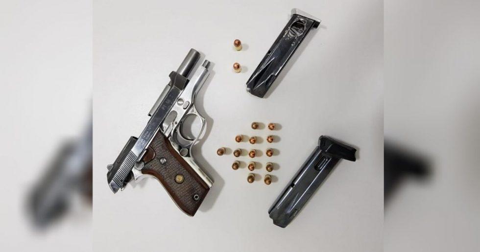 Suspeito de homicídio no Laranjeiras é preso pela Polícia em