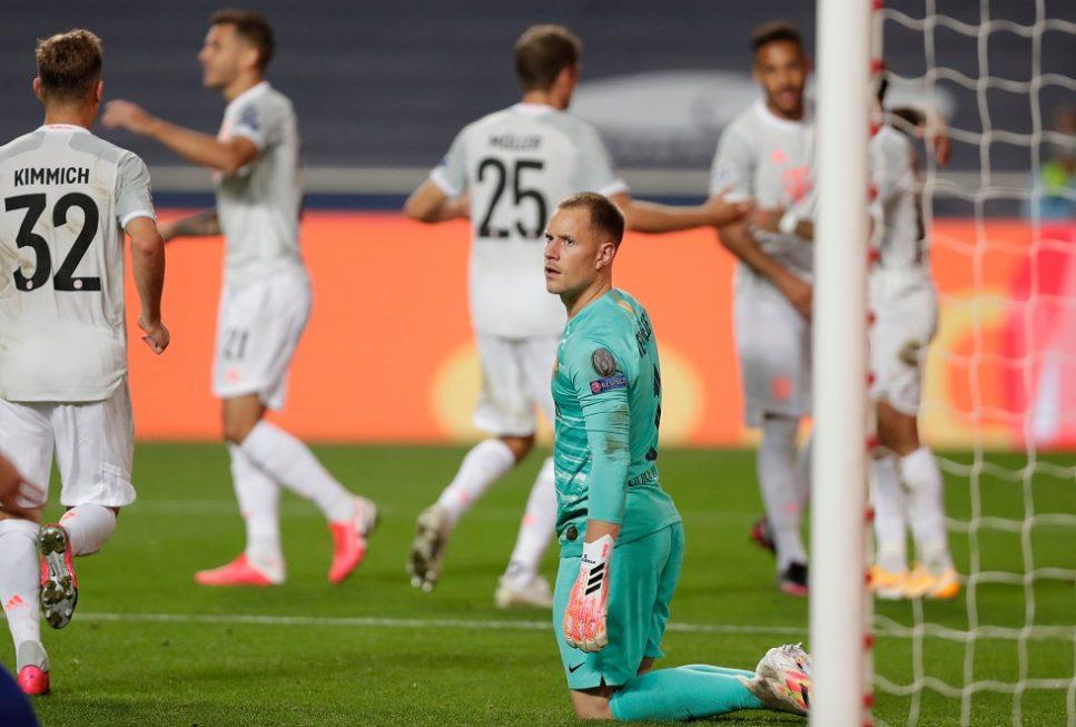 Bayern de Munique impõe derrota histórica ao Barcelona na Liga dos Campeões