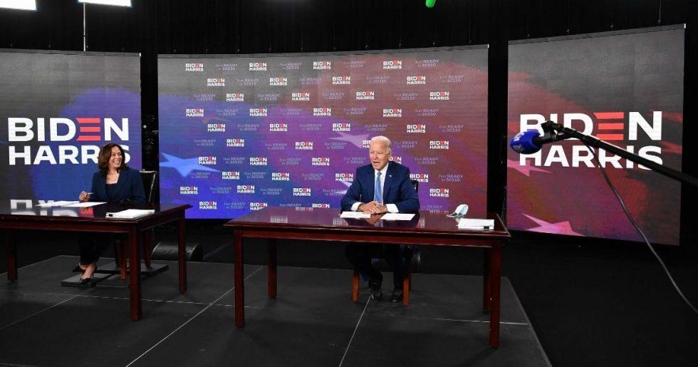 EUA: 50% dos eleitores votariam hoje em Biden e 41% em Trump, apontam pesquisa