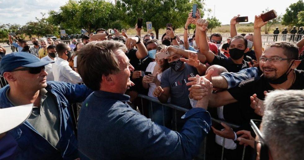 Resultado do Caged de julho 'é o Brasil voltando à normalidade', diz Bolsonaro