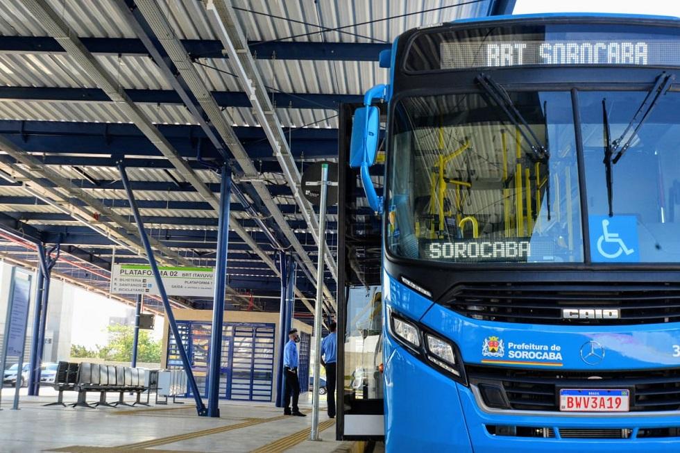 BRT Sorocaba começa a operar em 30 de agosto