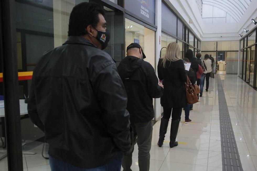 Câmara de Sorocaba realiza testes de Covid-19 com funcionários e vereadores