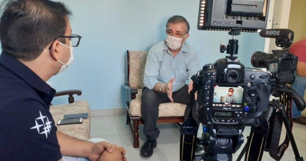 Cassado há um ano, Crespo diz não ter mágoas e que continua na política