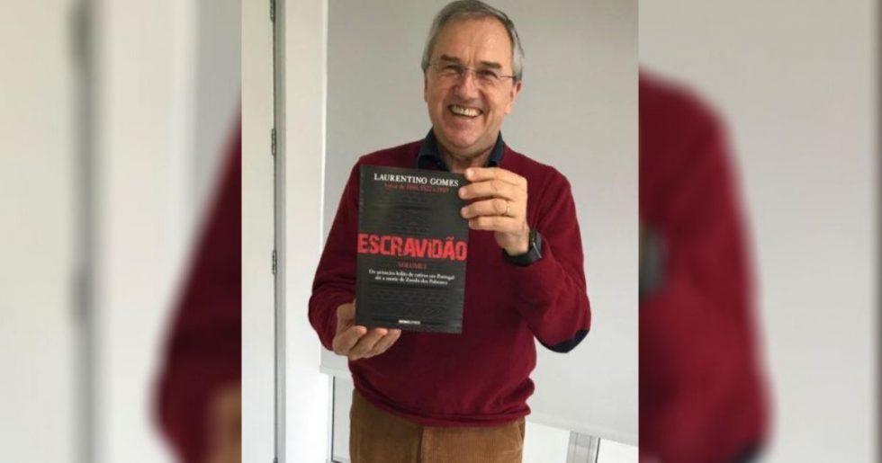 Laurentino Gomes adia lançamento de segundo volume da trilogia 'Escravidão'