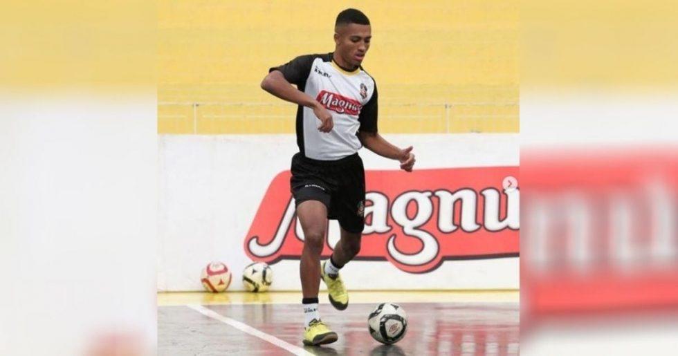 Magnus estreará na Liga Nacional de Futsal contra o Corinthians