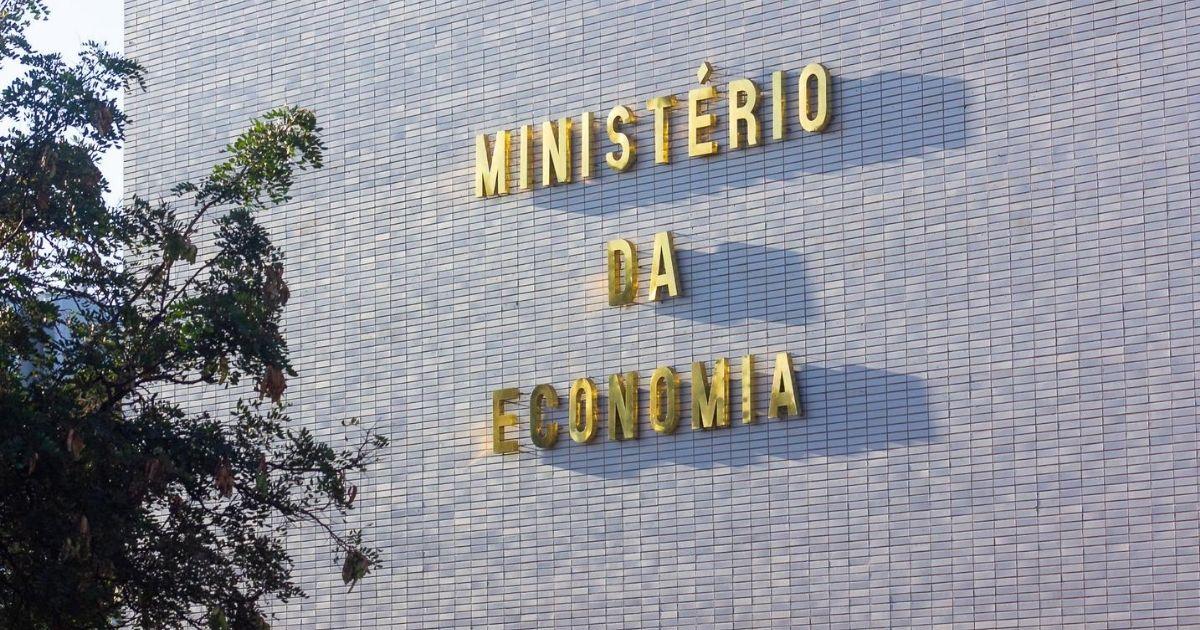 Sede do Ministério da Economia, em Brasília.