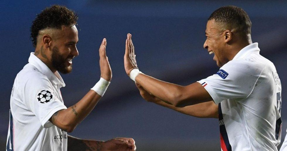 Técnico e lateral do Bayern admitem preocupação com Neymar e Mbappé