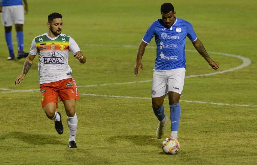 São Bento é derrotado pelo Brusque-SC na segunda rodada da Série C