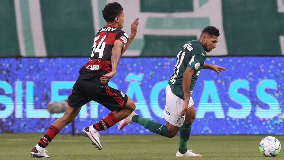 Palmeiras e Flamengo empatam após batalha jurídica por partida