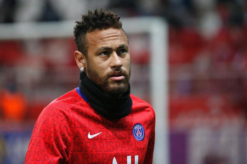 Neymar fica fora por mais uma semana
