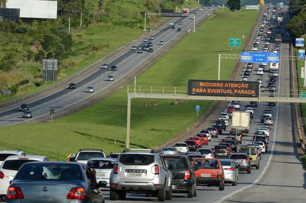 CCR alerta motoristas que irão pegar estrada