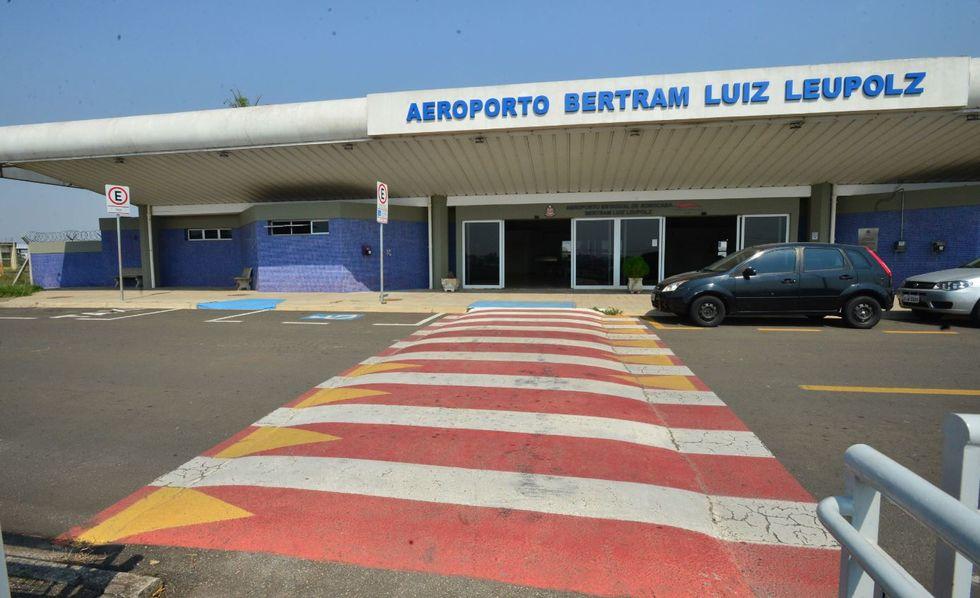 Aeroporto de Sorocaba se tornou referência internacional em aviação executiva. Crédito da foto: Vinícius Fonseca (11/9/2020)