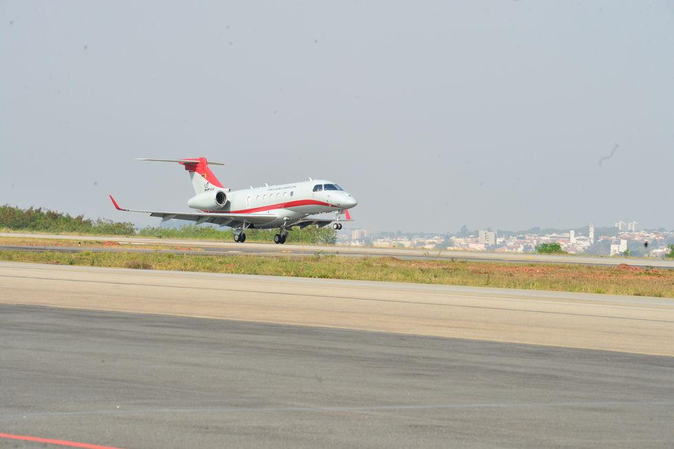 Há oito anos aeroporto de Sorocaba reivindica a sua internacionalização