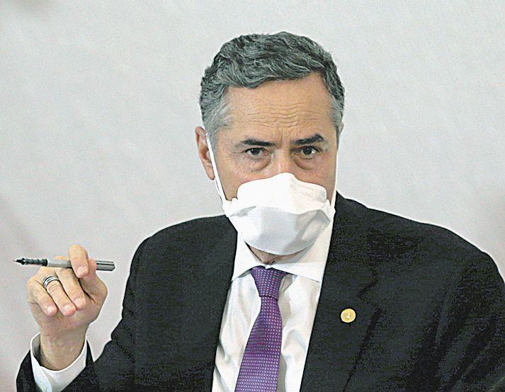 Ministro Luiz Roberto Barroso