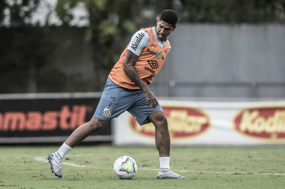 Sem tempo para treinar, Santos pega o Vasco na Vila Belmiro
