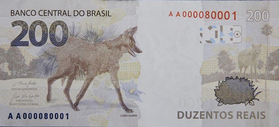 Nota de R$ 200 ainda não foi vista na região