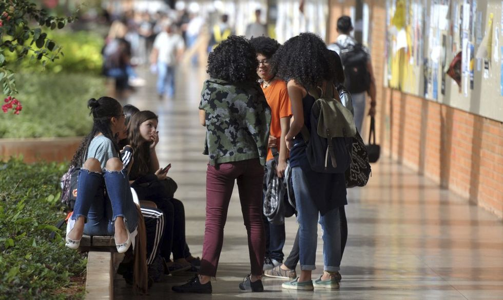 Serão ofertadas cerca de 90 mil bolsas que não foram ocupadas no processo seletivo regular. Crédito da foto: Marcello Casal Jr. / Agência Brasil