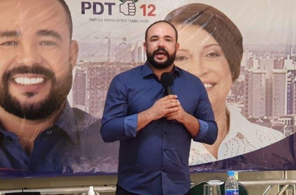 Renan é candidato a prefeito pelo PDT