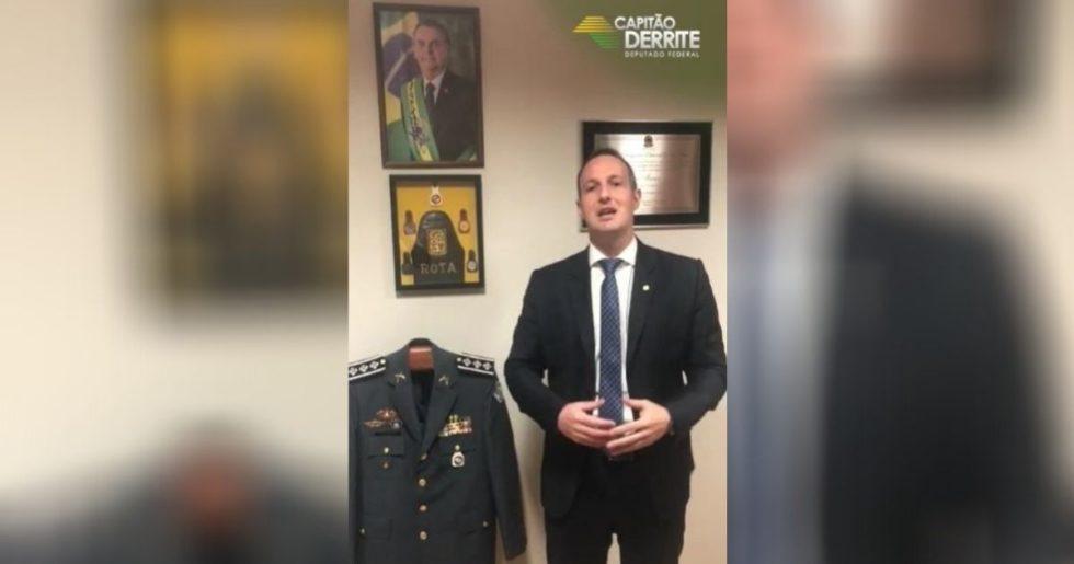 Capitão Derrite destina mais R$ 1 milhão para o combate à Covid-19 em Sorocaba