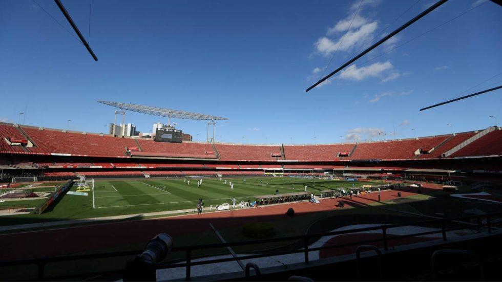 Governo de SP contraria CBF e veta presença de torcida em jogos de futebol