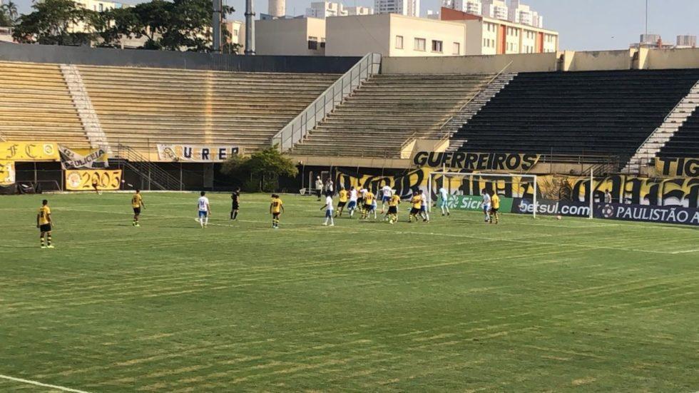 São Bento conquista o acesso à elite do Campeonato Paulista