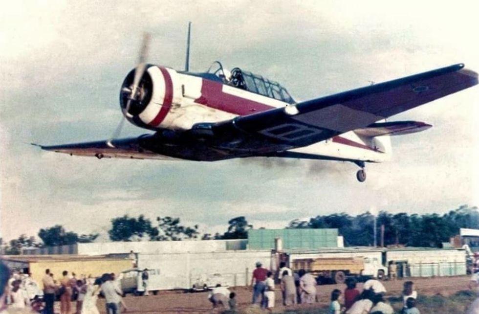 Aeroporto tem origem em antigo campo de aviação