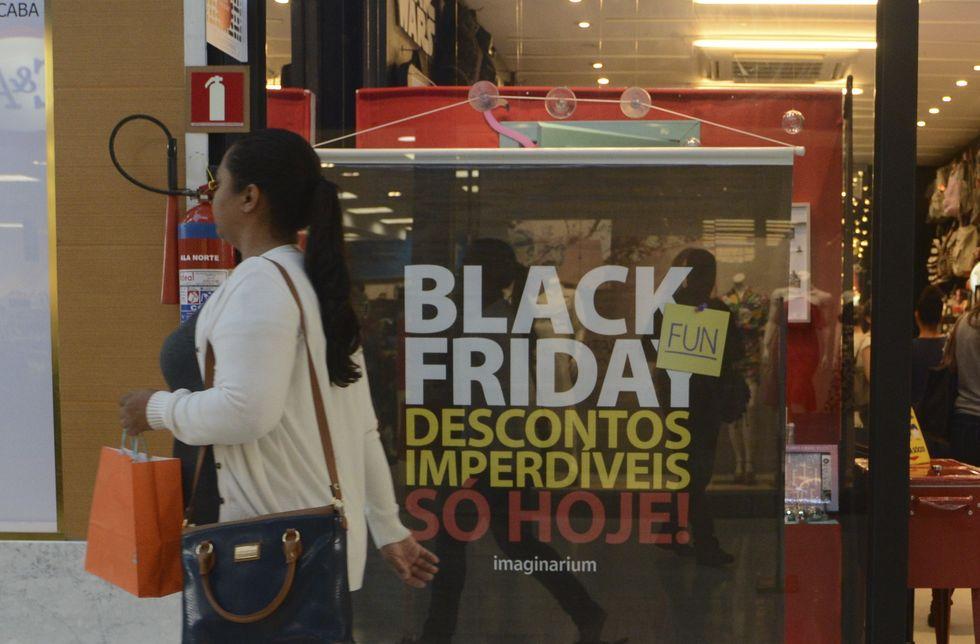 Black Friday deve puxar as vendas de novembro