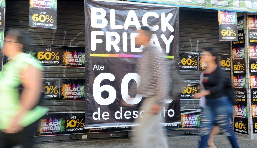 Buscas na internet para Black Friday já superam 2019