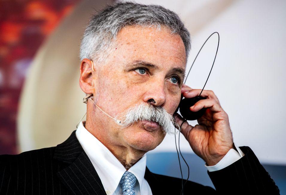 Carta de CEO da F1 'vaza' prova no Rio