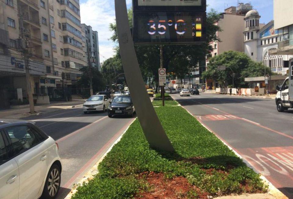 Com aquecimento global, dias de calor extremo em SP estão mais frequentes