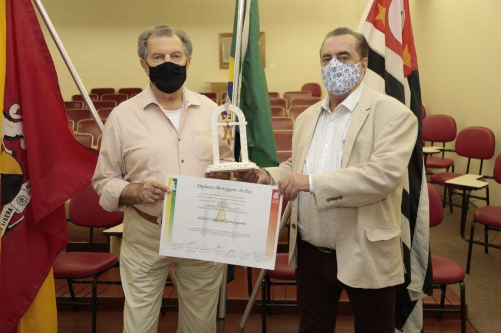 Associação Comercial de Sorocaba homenageia profissionais da saúde