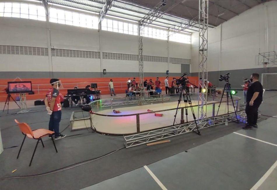 Facens promove torneio de robótica