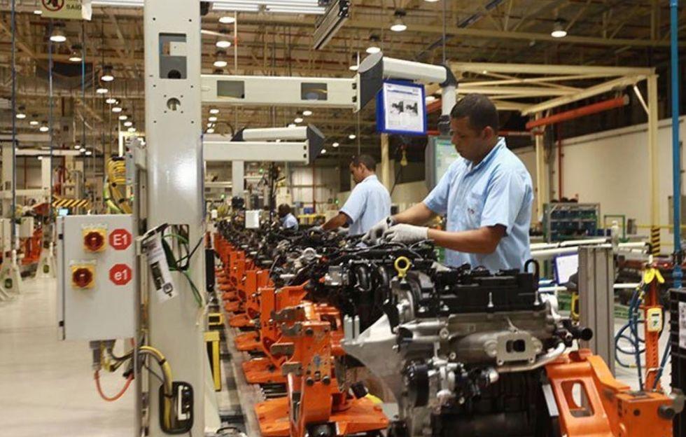 Falta de insumos afeta recuperação industrial