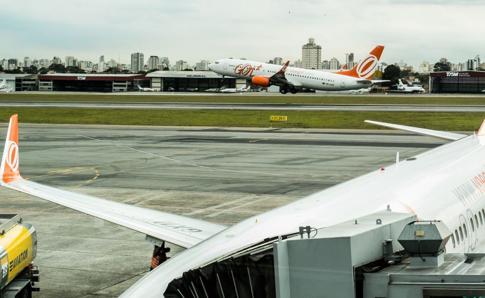 Gol espera fechar mês com 500 voos diários
