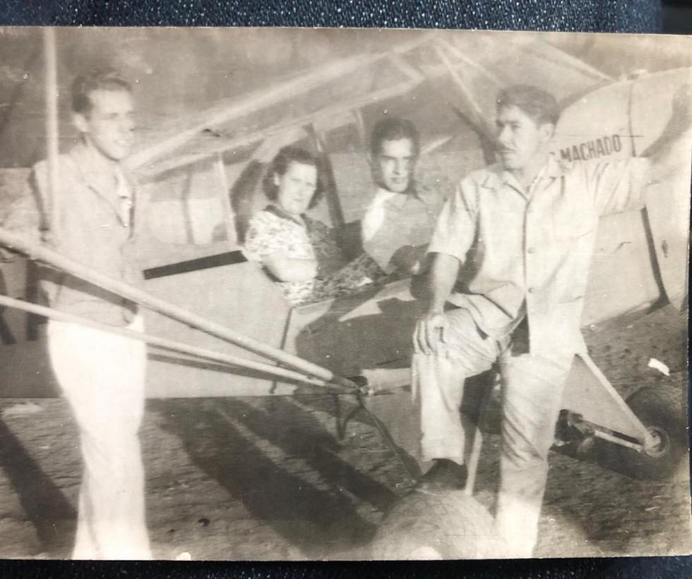 No Aeroclube se formaram gerações de pilotos privados