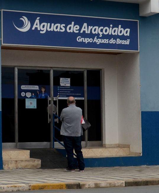 MP questiona a qualidade da água de Araçoiaba da Serra