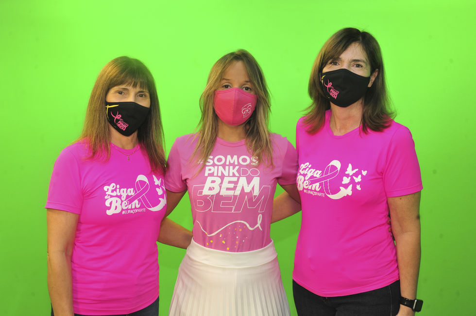 Mais de mil participam da Corrida Pink do Bem