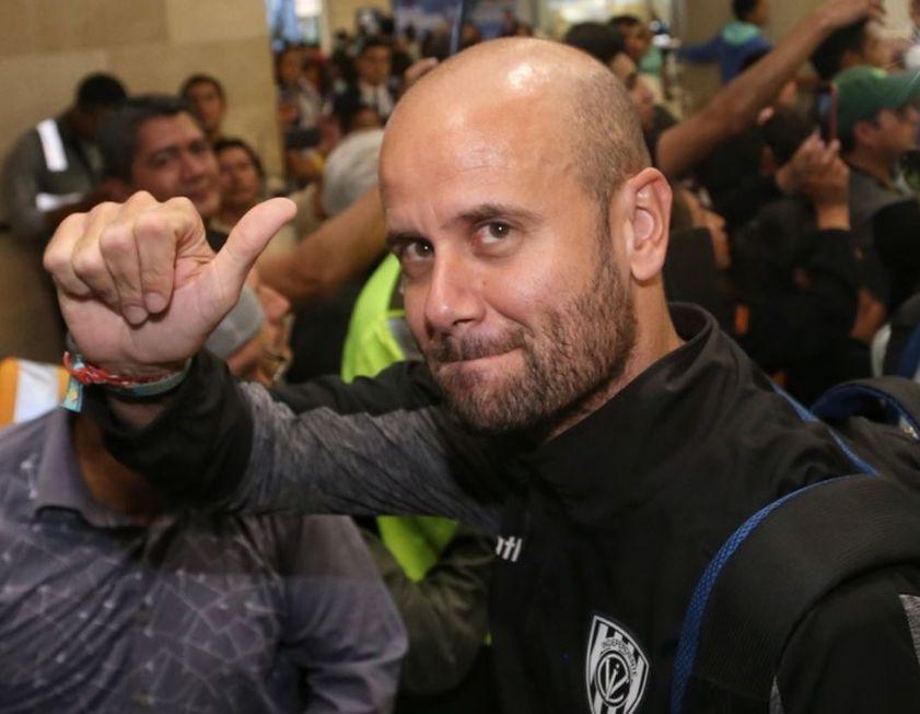 Miguel Ángel Ramírez é o preferido da diretoria do Palmeiras