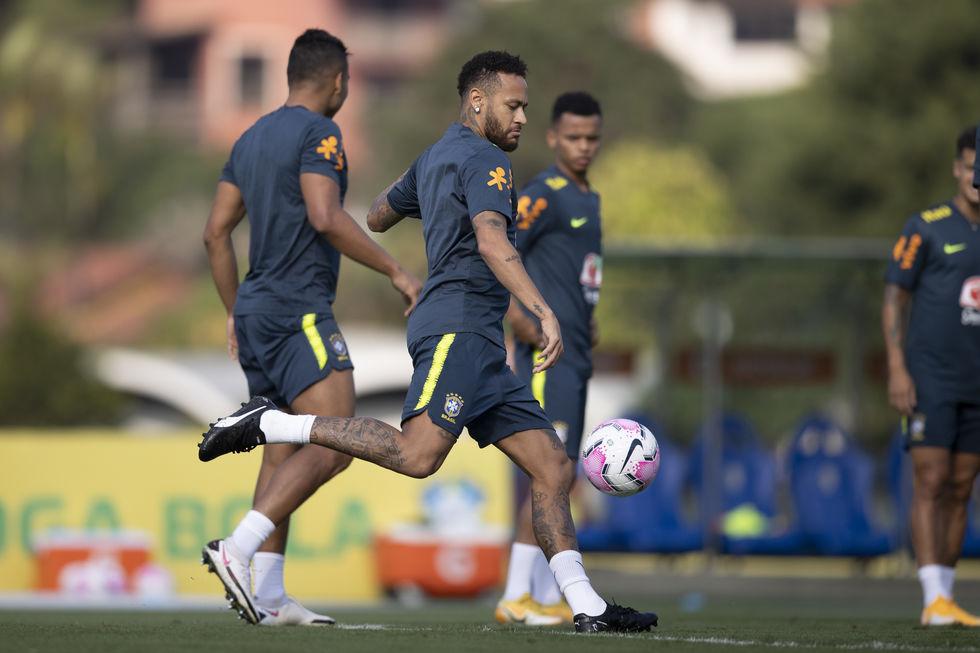 Neymar vira dúvida
