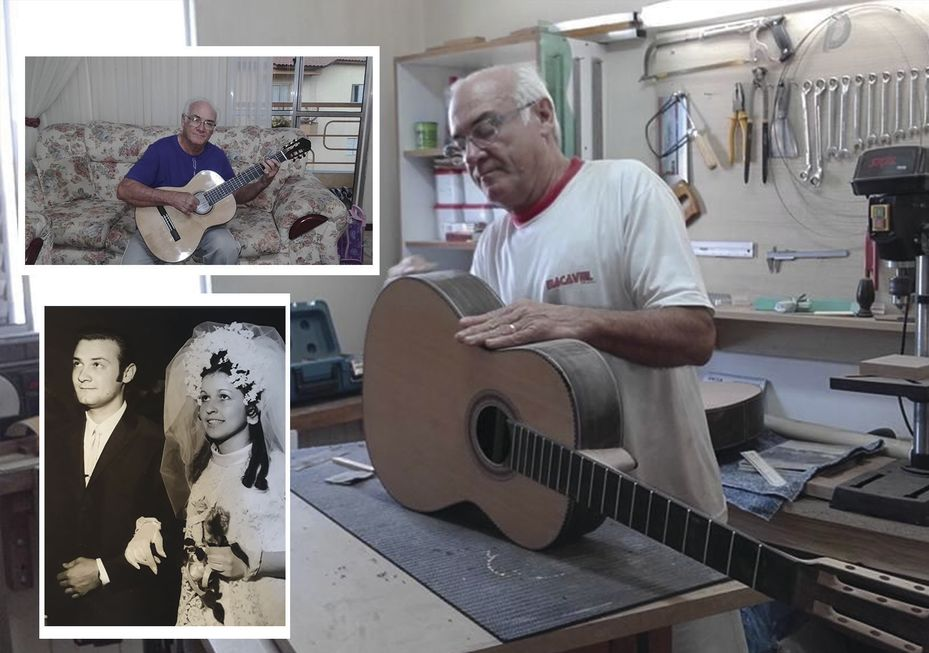 O Luthier de Sorocaba