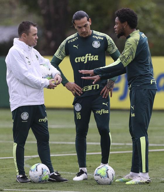 Palmeiras quer reagir