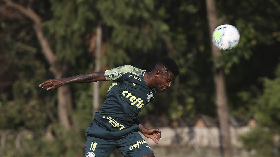 Palmeiras tenta aliviar crise contra o Coritiba