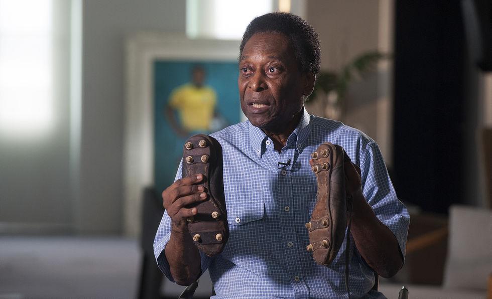 Parabéns, Pelé pelos 80 anos e por tudo