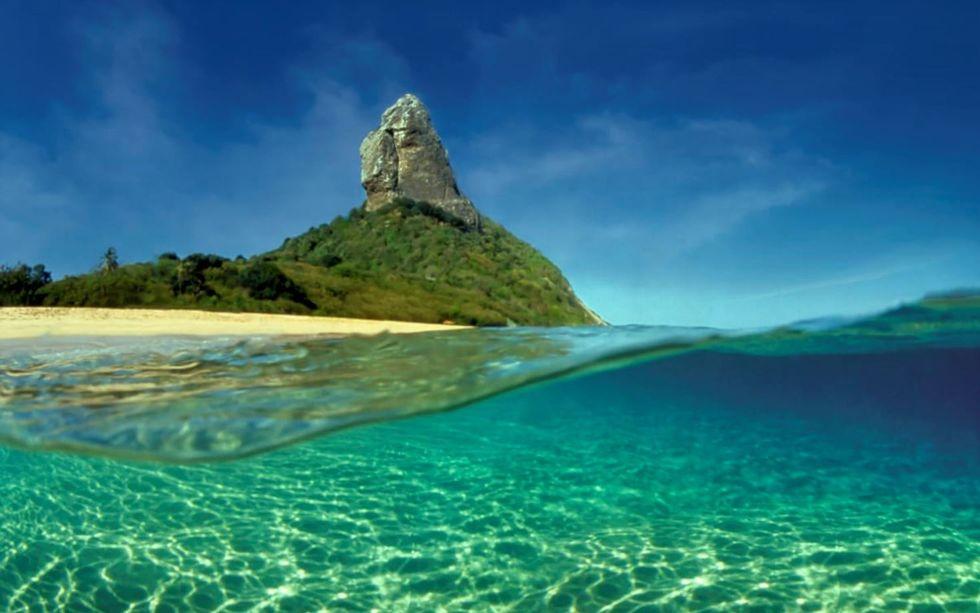 Paraíso brasileiro no Atlântico reabre com regras mais rígidas