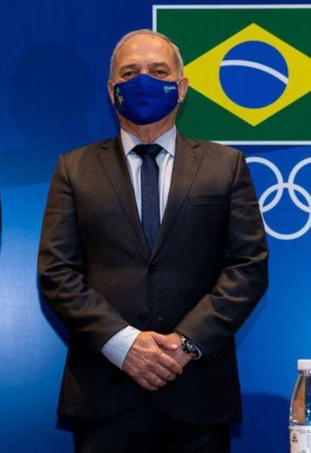 Paulo Wanderley é reeleito presidente do COB