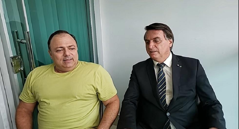 Presidente Bolsonaro afirma que vacina chinesa não é confiável