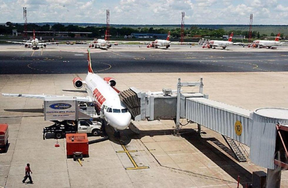 Prestadoras de serviço às aéreas aguardam crédito