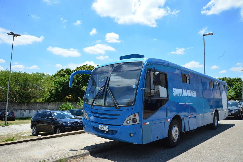 Procura por serviços do Ônibus Azul é baixa